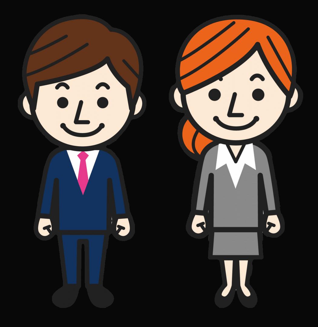 Professional Couple