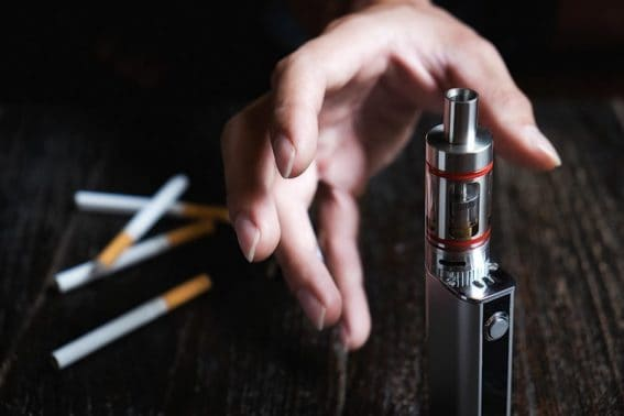 Does e-cigarette affect your life insurance premiums?